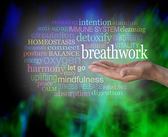 The Benefits of Breathwork - male hand h