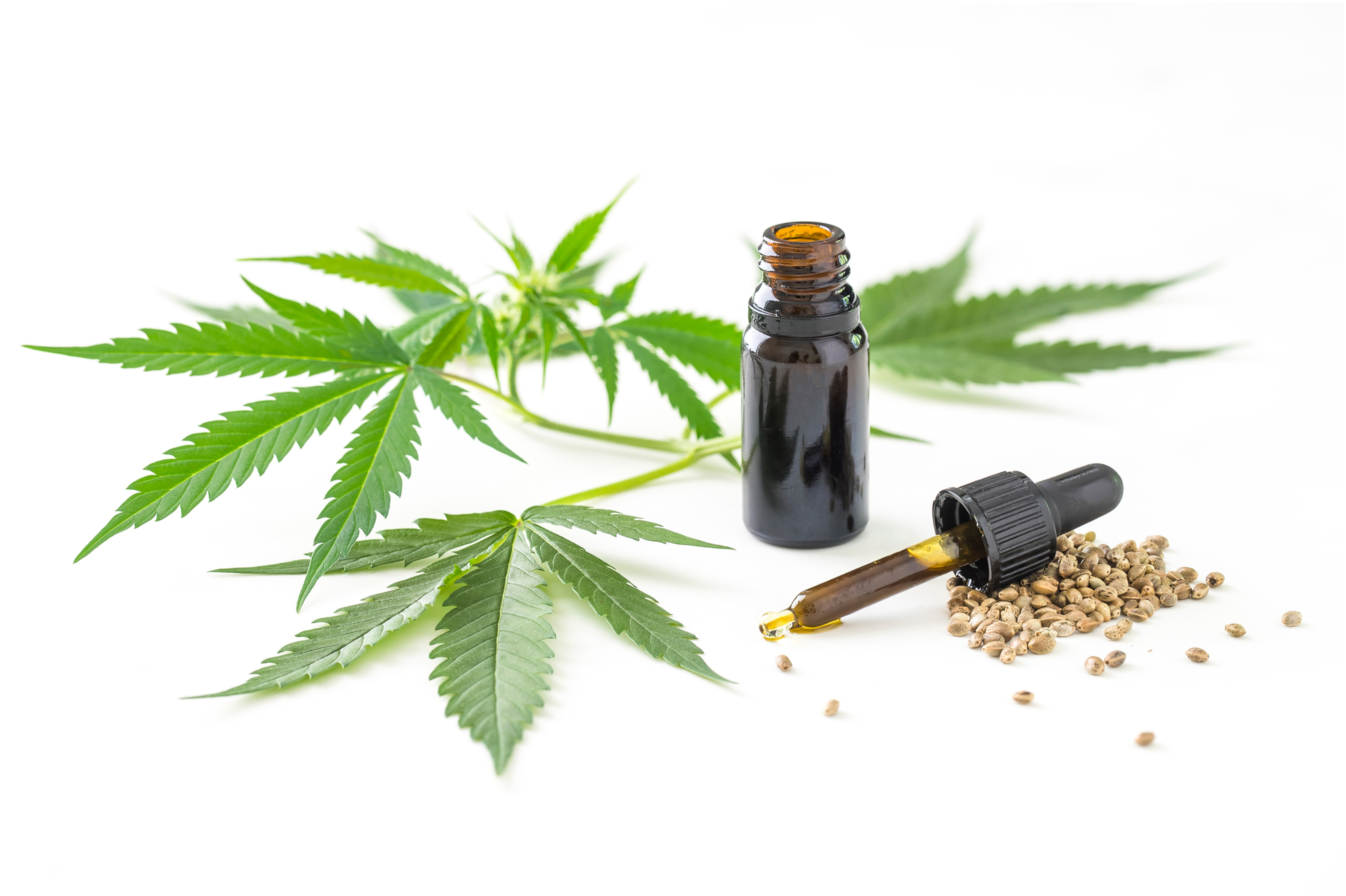 +Add CBD Oil to One Part of the Body