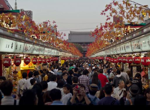 Le tourisme de masse au Japon, un grave problème qui touche le pays