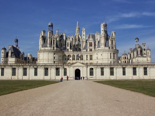 Les 500 ans du Château de Chambord