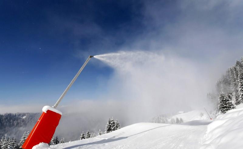 Canon à neige l © juannaveira