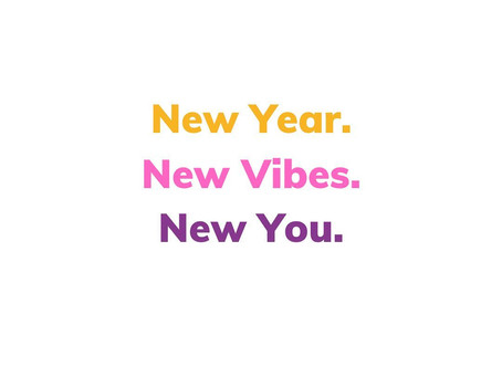 New Year. New Vibes. New You. - Vibration Update Jan 4th-Jan 10th