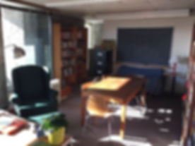 The new office is ready to go.jpg I've been waiting for this sun-dappled space for several years.jpg