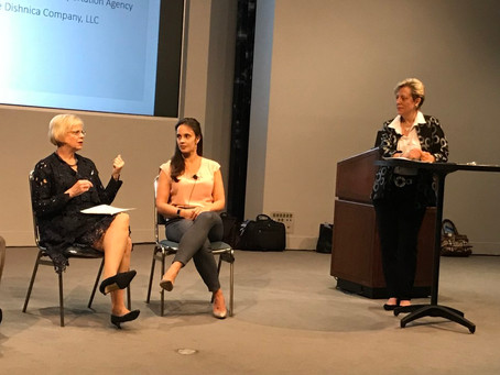 Panel discussion with ULI on the Magic of Mentorship – Merrie Frankel