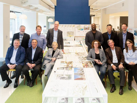 Judging the ULI Hines Student Competition 2019 – Merrie Frankel