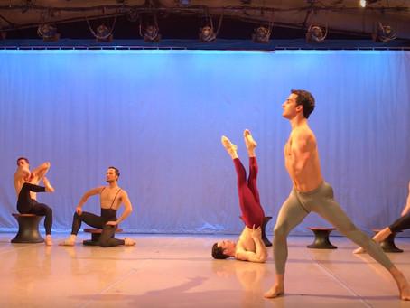 Enjoying the Martha Graham Dance Company – Merrie Frankel