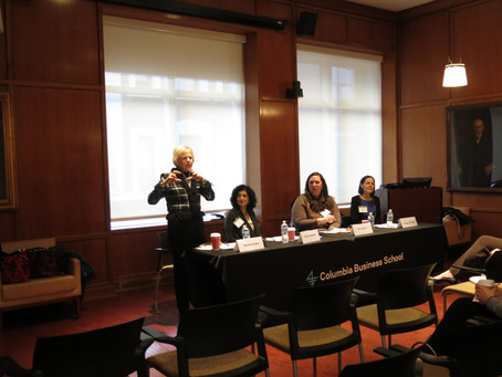 Moderating the WX 2018 panel – Merrie S. Frankel