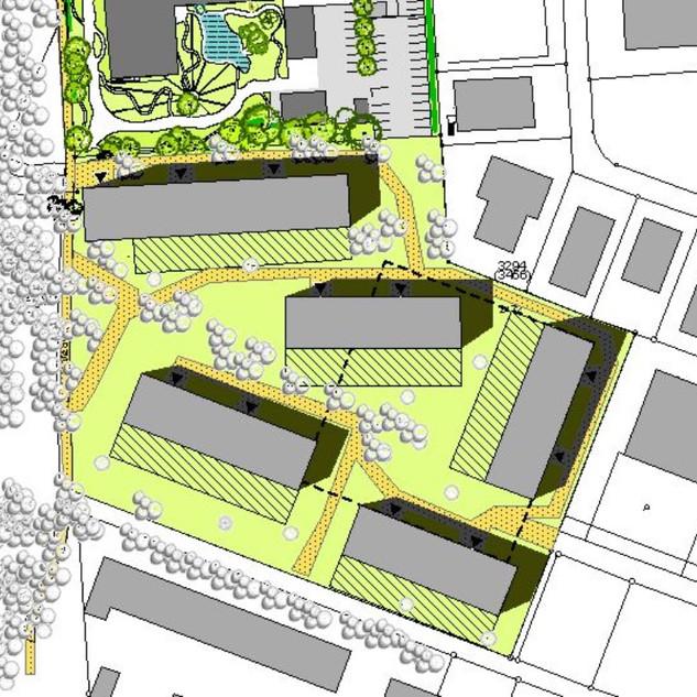 Wohnüberbauung Arlesheim