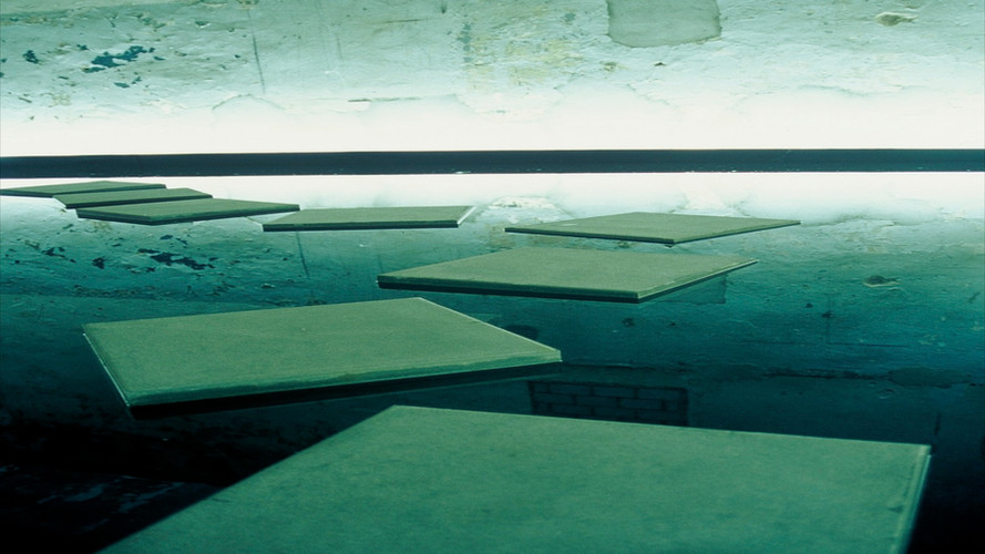 into the silence  |  Basel  |  1999