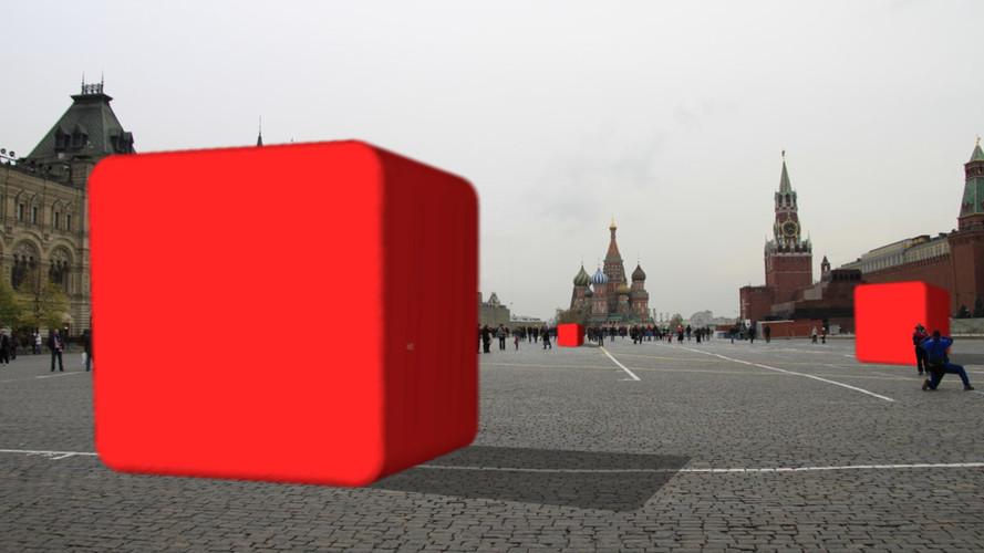 Roter-Platz-Moskau