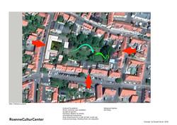 Kulturzentrum und Park
