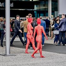 #love performance#artbasel#streetart#livingart#love#kunst#contemporary