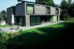 single house, basel _ collaboration herzog&de meuron