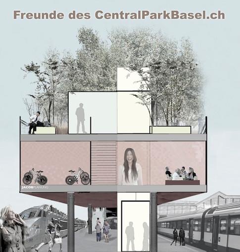 Mehrfach Nutzung von öffentlichem Raum, 2013