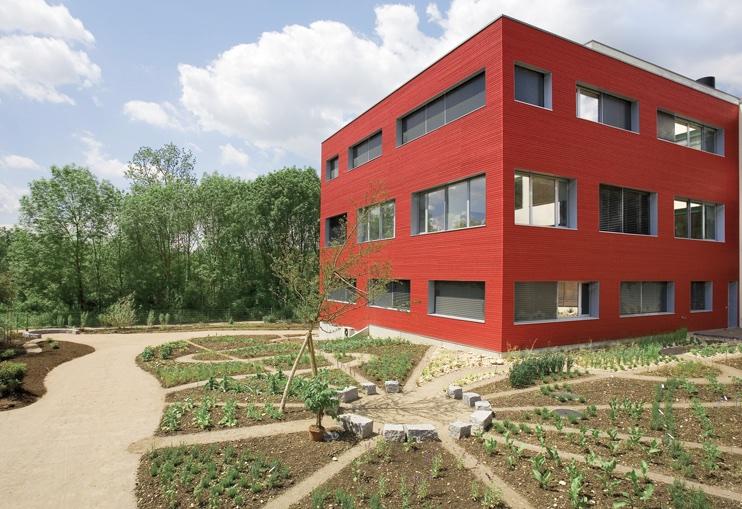 weleda headquarter,switzerland