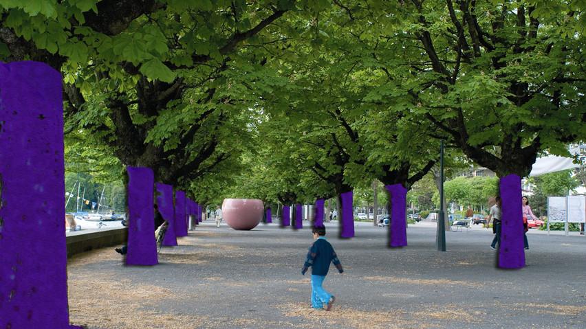 Baumwelten     Zürich     2015