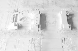 Architektur,Krematorium,Grünplanung
