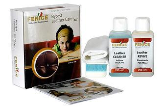 pelle per arredamento prodotti manutenzione by cast