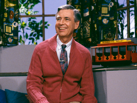Why Mister Rogers would make an amazing strategist
