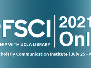 Scholarships for FORCE11 Scholarly Communication Institute