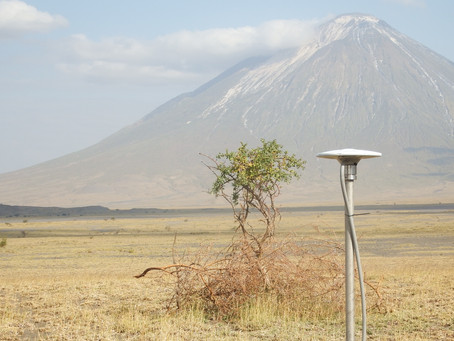 EarthCube Project Creates Data Broker to Share Information about Novel Volcano in Tanzania