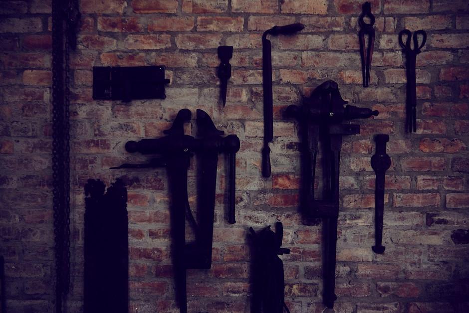 Alon Fainstein Blacksmith Tools