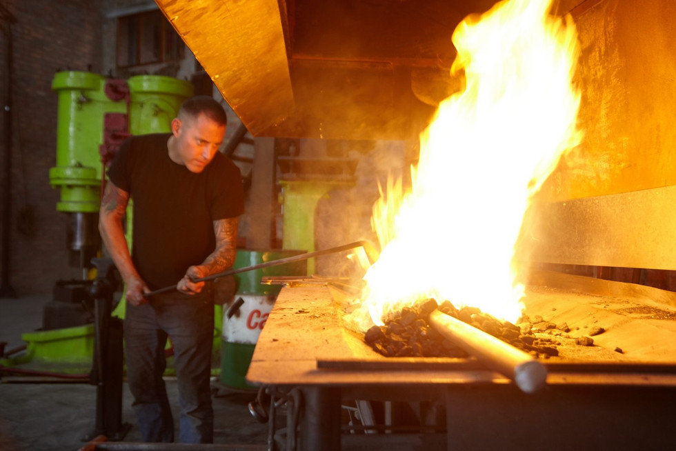 Alon Fainstein, Blacksmith Artist