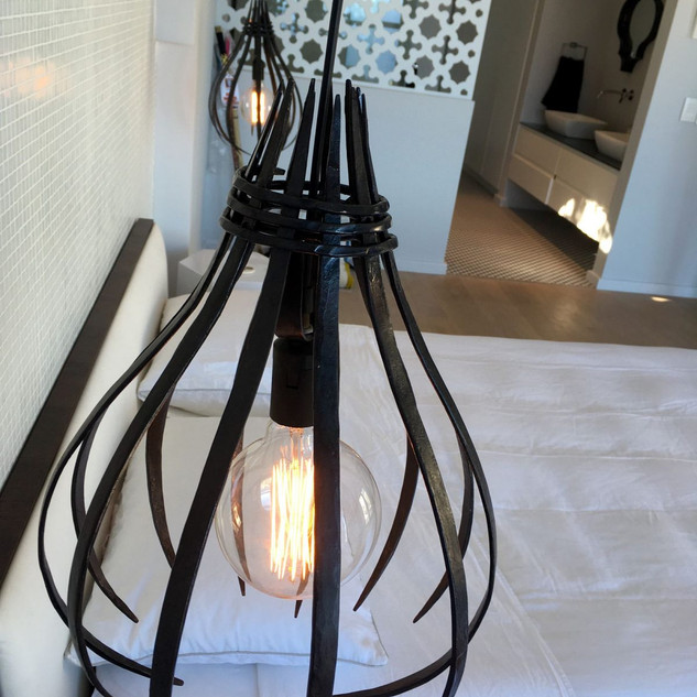 Lampshades by Alon Fainstein