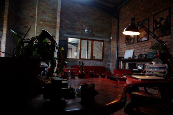 Alon Fainstein Studio Office