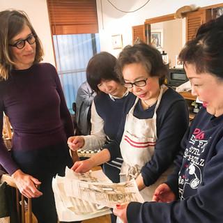 The Hokusai neighborhood
