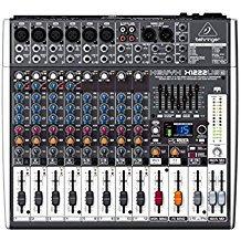 Behringer XENYX X1222USB - Mezclador para DJ, color negro de Behringer