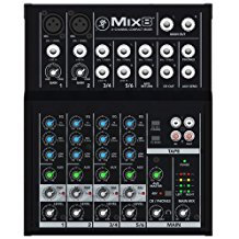 Mackie Mix8 - Mixing console