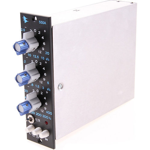 API Serie 500 _550A Discrete 3 Band EQ