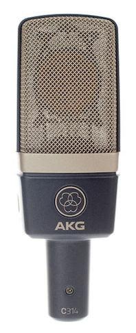 Micrófonos_AKG C314