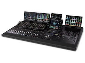 AVID S4 Console