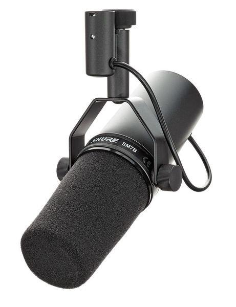 Microphones_Shure SM 7 B