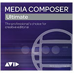 Media Composer | Ultimate 1-Year Subscription NEW