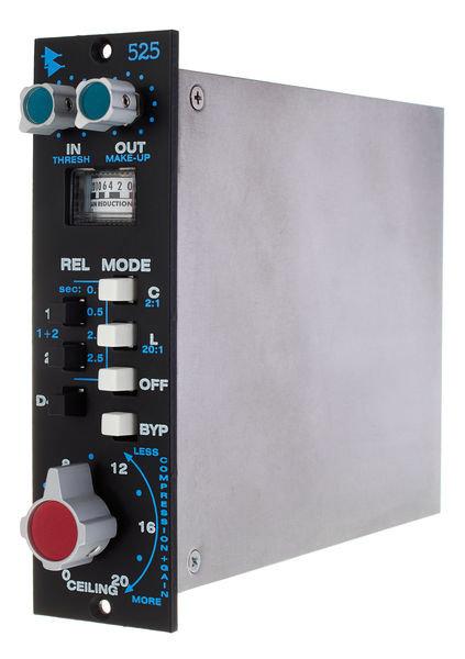 API Serie 500 _525 Discrete Compressor, Re-Issue