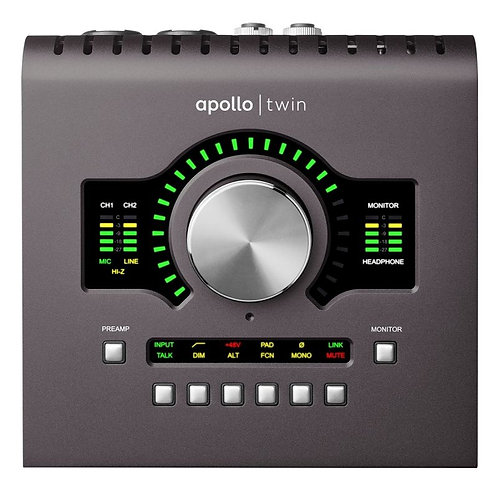 Universal Audio Apollo Twin MKII,