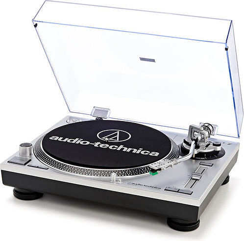 Platos vinilo_Audio-Technica- LP140XPSV