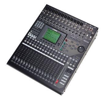 Mesas de Mezcla_Yamaha 01V96