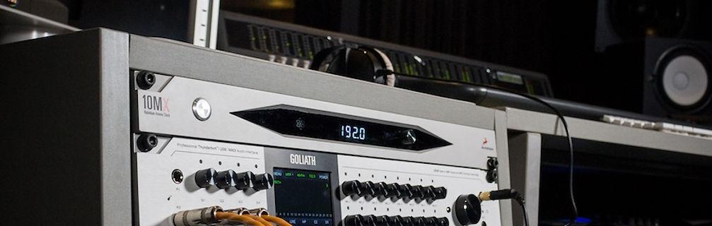 Master Clock Antelope 10MX