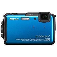 Nikon Coolpix AW110 - Cámara compacta de 16 Mp