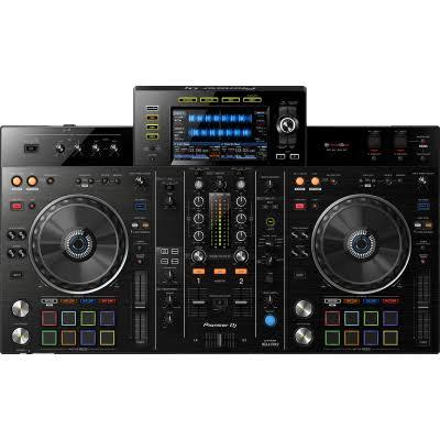 Controladora_Pioneer XDJ-RX2