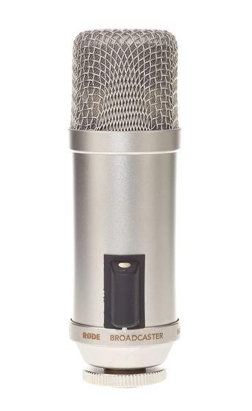 Micrófonos_Rode Broadcaster