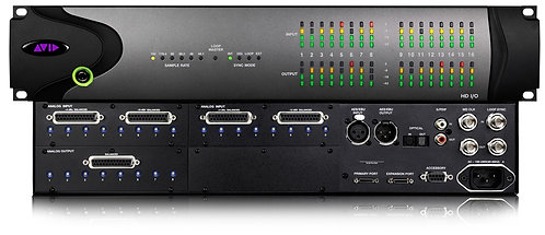 Pro Tools  HD I/O 16x16 Digital