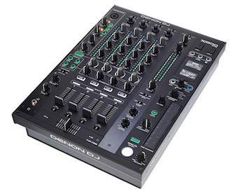 Dj Mixer _Denon DJ X1800 Prime