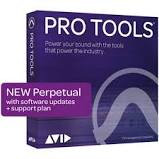 Pro Tools Perpetual License NEW 1-year software download with updates + support