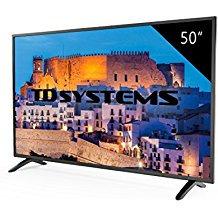 Televisores Led 50 Pulgadas Full HD TD Systems K50DLM8F. Resolución 1920 x 1080,