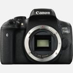 Cámara fotográficas_Canon EOS 750D